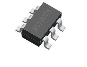 WST2078 Mosfet Power Transistor Surface Mount Type High Performance