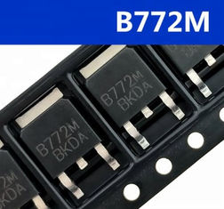 TO-251-3L Tip Power Transistors B772M PNP VCEO -30V Silicon Material
