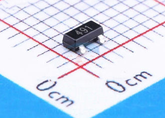 FMMT491 High Voltage NPN Power Transistor Low Equivalent On Resistance